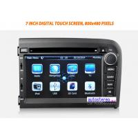 China Automobile Multimedia Sat Nav Car Stereo for Volvo S80 GPS Navigation Auto Radio DVD Player wholesale