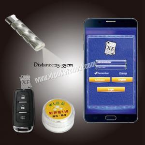 Buy cheap Capado Game Pk King S708 Poker Card Analyzer With Bluetooth Watch product