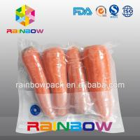 Buy cheap CPP Texture Food Vacuum Seal Bags for Vegetables Retain Freshness product