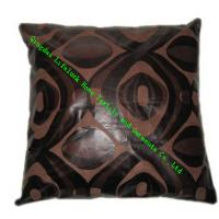 China Polyester Imitated Silk Modern Throw Pillows Sofa Cushion for Home Decoration on sale