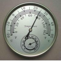 Buy cheap 2012 promotional household weather station clock with bluebacklight ET848B product