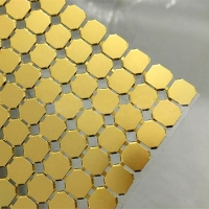 Buy cheap 3mm -10mm Metallic Cloth Flexible Sequins Wall product
