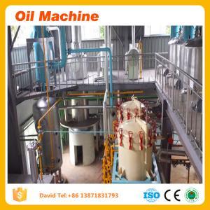 Buy cheap 5 -120TPD Corn Germ Oil Production Line Maize Oil Refining Machine Maize Oil making press product