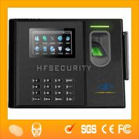 Buy cheap 2014 Best Selling in China Finger Print Time Attendance(HF-Bio800) product