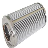 Buy cheap High Temperature Precision Cartridge Filter Elements Folding Glassfiber Mesh product