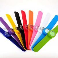 Buy cheap 2012 colorful lovely cartoon face digital slap watches ET1155M product
