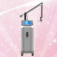 Buy cheap 40W 10600nm Metal RF Fractional CO2 Laser Skin Resurfacing Machine for beauty clinic product