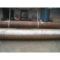 Buy cheap Seamless Structural Steel Pipe ASTM A106 Grade B 56 Inches SCH XXS Boiler Application product