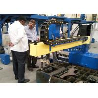 Buy cheap Cantilever CNC Steel Cutting Machine Thermadyne Auto Cut200 Plasma Source from wholesalers