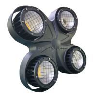 Buy cheap 4x100w Warm White 4 Eyes Waterproof Outdoor IP65 COB LED Audience Blinders product