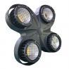 Buy cheap 4x100w Warm White 4 Eyes Waterproof Outdoor IP65 COB LED Audience Blinders from wholesalers