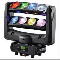 Buy cheap LED Spider RGBW Beam Moving Head Light/LED Spider Moving Head Light product