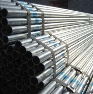 China 薄い壁によって電流を通される鋼鉄管、熱いすくいの電流を通された管BS1387 wholesale