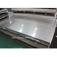 Buy cheap AISI Cold Rolled 304 Stainless Steel Sheet Thickness 0.3 - 3.0MM Multiple Finish product