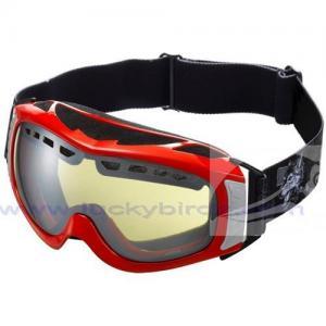 Buy cheap l'OEM de lunettes de ski a fait bon accueil à l'anti brouillard de double lentille product