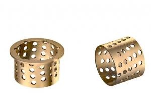 Buy cheap E90F E92F E90 E92 CuSn8 DIN 1494 Bronze Sleeve Bearings product