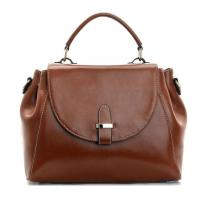 Buy cheap Ladies cow leather tote bag oil wax handbags product