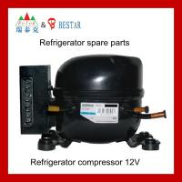 China R134a fridge DC compressor 12v 24v wholesale