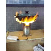 Buy cheap High heat efficiency Biomass multi-function cooking stove product