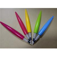 Buy cheap PP Plastic Liquid Eyeliner Pencil Packaging Any Color Chili Shape 125.3 * 8.7mm product