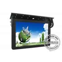 Buy cheap 21.5inch 1080p Bus TV Screen Android 3G/4G GPS Wifi Portable Live Stream Digital Signage support Sync Displaying product