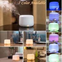 Buy cheap 300ML Romote Control Air Aroma Ultrasonic Humidifier With Color LED Lights For Home product