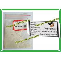 Buy cheap White Powder  Furosemide Treatment of hypertension And Edema CAS 54-31-9 product