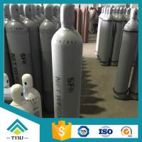 Buy cheap Sell High Quality 99.995% Sulfur Hexafluoride Gas product