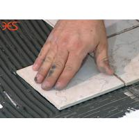 Buy cheap Fast Setting Waterproof Ceramic Tile Adhesive Grey Color With Crack Resistant product