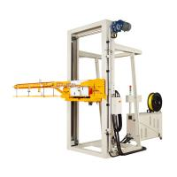 Buy cheap High Performance Automatic Strapping Tool Side Frame Design High Work Efficiency product
