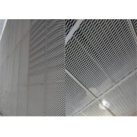 Expanded Metal Panels : Customized expanded metal mesh decorative wire
