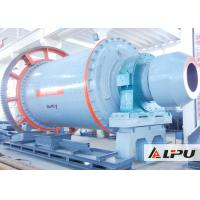 Mineral Ores Mine Ball Mill Capacity 0.16- 100t/h CE / ISO Certificated