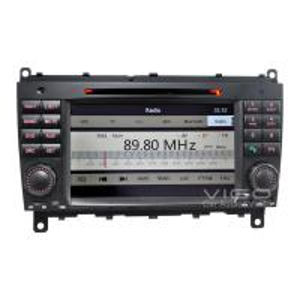 Buy cheap Car Stereo for Mercedes Benz CLK CLS Sat Nav DVD Player VBZ8812 product