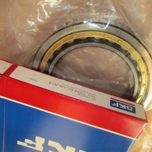 Fournisseur original de marque de SKF pour l'incidence cylindrique du roulement à rouleaux de double rangée NU1026 NJ1026