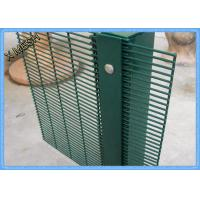 Garden Yard Security Welded Metal Fence Panels 3meter Height Anti Climb