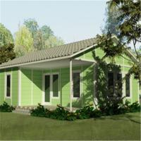 Buy cheap Light Steel Structure Prefabricated House light steel structure house product