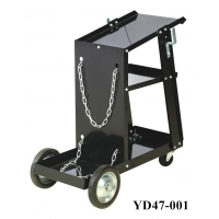 Buy cheap Welding Cart 100 LBS 3 Shelves Automobile Workshop Tools Equipment product