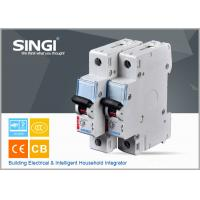 Buy cheap Breaking capacity reach to 10000 C25 1p waterproof miniature circuit breaker (mcb) product