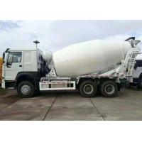 Buy cheap 10M3 Mixer Tank Concrete Mixer Truck Sinotruk Howo7 6x4 10 Wheels With ARK Pto product