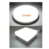 China White LED Ceiling Light Panel Hallway Down Lamp 6w 12w 18w 24w With Aluminium + Acrylic cover wholesale