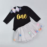China Newborn Baby Girl Clothing Sets For Gift , 0 - 9m Cotton Baby Cloth Set on sale