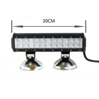China 12inch 72W Cree dual row offroad LED light bar wholesale