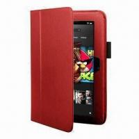 Buy cheap Leather Case for Amazon Kindle Fire HD, 2012 Hot-selling product