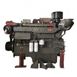 Buy cheap water cooling 480HP 1800RPM Yuchai Diesel Engine Inboard Boat Engine product