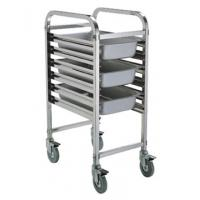 Buy cheap Single or Double Column Stainless Steel Catering Equipment Assembled 1/1 Full Size product