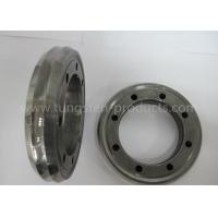 China Cold Rolling Rings Tungsten Carbide Wear Parts Carbide Cold Mill Rolls / Roll Mill on sale