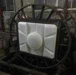 Buy cheap 1200liter high quality Roto Plastic IBC tank product