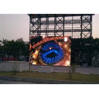 Buy cheap Die Casting Aluminum Indoor / Outdoor Full Color LED Display Smd Led Screen 192*192mm from wholesalers