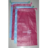 Buy cheap Red HDPE Plastic Garment Bags degradable Plastic packing Bag 0.12mm thickness product