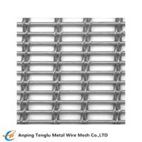 Buy cheap Stainless Steel Decorative Mesh Rope Pitch: 30mm product